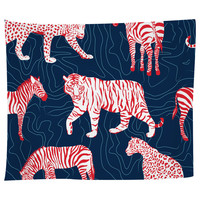 Spots and Stripes Tapestry
