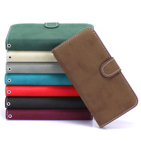 Case For IPHON 5 Bag Wallet PU Leather Phone Cases for iPhone 5S Case iPhone SE 5SE Luxury Card Holder Cover for iPhone SE Case