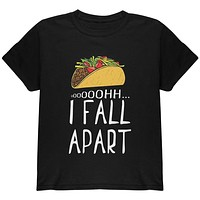Cinco De Mayo Tacos Oh I Fall Apart Youth T Shirt