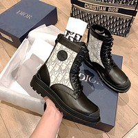 DIOR Fashion Women's Boots