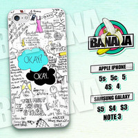The Fault in Our Stars, John Green, iPhone 5 Case, iPhone 5C Case, iPhone 5S Case,iPhone 4 Case, iPhone 4s Case, John Green iPhone case,JG01
