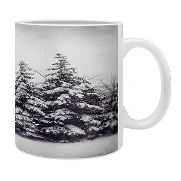 Chelsea Victoria Snow and Pines Coffee Mug