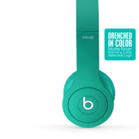 Teal Headphones | NewBeats Solo HD with Built-In Mic