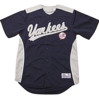 New York Yankees Dynasty Adult Size Jersey
