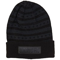 Sons of Anarchy - SAMCRO Bars & Stars Knit Hat