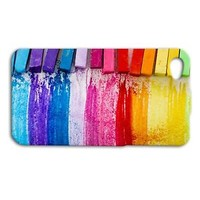 Beautiful Cute Melted Chalk Color Case iPhone iPod Cover Apple