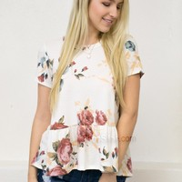 Simply Floral Top