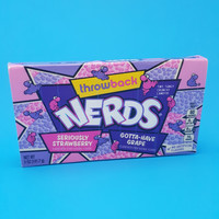 Nerds Women's Wallet - Upcycled Candy Box Wallet