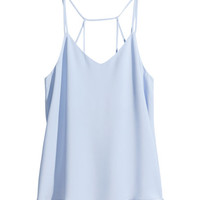Woven Camisole Top - from H&M