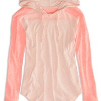 AEO Factory Women's Colorblock Hood