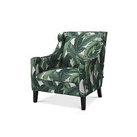 Tropical Green Accent Chair | Eichholtz Jenner
