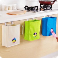 Kitchen Storage Bag Organizer For The Sundries Disposable Bag Kitchen Accessories / Durable & Hangable