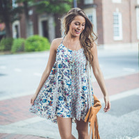 The Hilary Floral Print Sundress