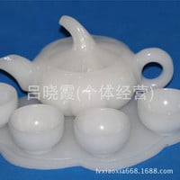 Small white pumpkin jade wholesale natural Chuan Chuan tea white tea wholesale Q-59