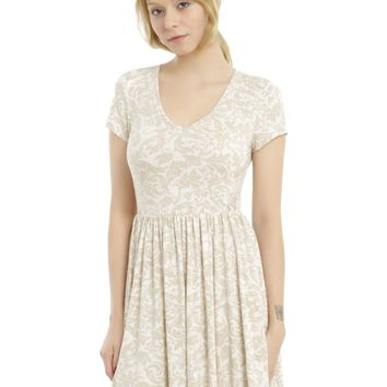 Licensed cool ABC Disney Once Upon a Time Emma Swan & Hook Relationship Dress XS-2X Hot Topic