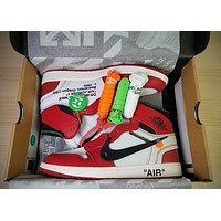 The 10: Air Jordan 1 Aa3834 101