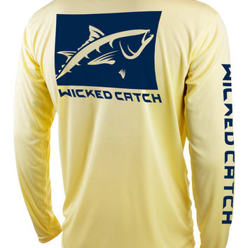 Tuna Time PTP Fishing Shirt
