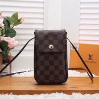 Louis Vuitton Lv Monogram Canvas Inclined Shoulder Bag #13071 - Best Deal Online