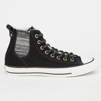 Converse Chuck Taylor All Star Chelsee Womens Shoes Black  In Sizes