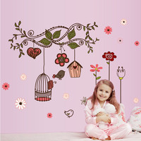 Style Kids Room Decor Removable Children's Wall Sticker Decals SM6