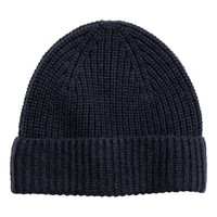 H&M Ribbed Cashmere Hat $34.99