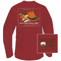 Southern Fried Cotton - Duck Necessities L/S