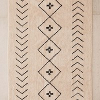 Lorena Canals Rambla Washable Tufted Rug | Urban Outfitters