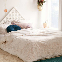 Kaye Medallion Duvet Cover | Urban Outfitters