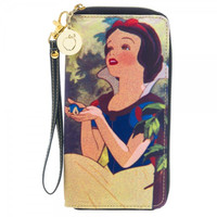 Disney Snow White Large Zip Around Wallet