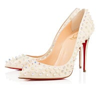 Christian Louboutin CL Women Casual Shoes Boots fashionable casual leather Women Heels Sandal Shoes