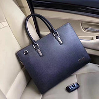 PRADA MEN HOT STYLE LEATHER BRIEFCASE BAG
