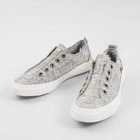 Blowfish Play Shoe - Women's Shoes in Silver Glam Weave | Buckle