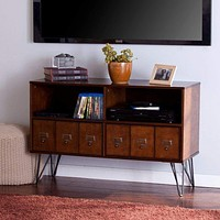 Blankenship Media Console-Southern Enterprises