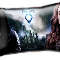 """THE MORTAL INSTRUMENT Case Cover Pillow Size 30"""" x 20"""""""