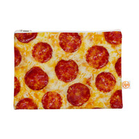 """KESS Original """"Pizza My Heart"""" Pepperoni Cheese Everything Bag"""