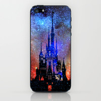 Fantasy Disney. Nebulae iPhone & iPod Skin by Guido Montañés