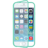 DW Wrap-up with Screen Protector Case for iPhone 6 - Mint Green Teal