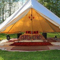 Waterproof 4m Bell Tent