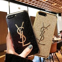 Tagre™ YSL iPhone Phone Cover Case For iphone 6 6s 6plus 6s-plus 7 7plus