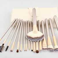 Champagne 18-Piece Essential Brush Collection