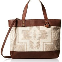 ONETOW Pendleton Tonal Wool Bag With Strap Accessory