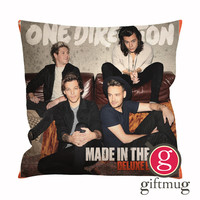 One Direction Made in The A M Cushion Case / Pillow Case