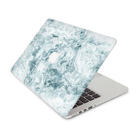 Aqua Marble Surface Skin for the Apple MacBook