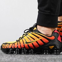 Hipgirls NIKE SHOX TL Fashion New Hook Men Sports Leisure Shoes