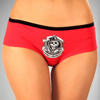 Sons of Anarchy Boyshorts 3 Pack