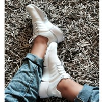 NIKE PRESTO Women Fashion Running Sport Casual Shoes Sneakers White
