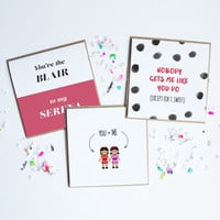 Best Friend Bundle of Cards