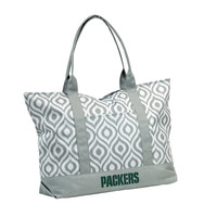 Green Bay Packers NFL Ikat Tote