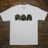 3 ZOMBIES TOUR TEE - FLATBUSH ZOMBIES - 3001 A LACED ODYSSEY – The Glorious Dead