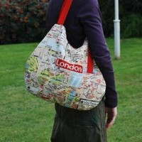 Hobo Bag From - Travel With 5 Pocke.. on Luulla